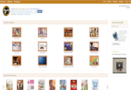 Hobbies and Crafts Reference Center database screenshot