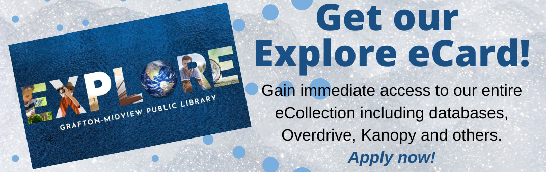 Get our Explore Card
